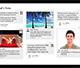 Enterprise Social technology screenshot