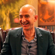 Jeff Bezos - an Amazonian Chief