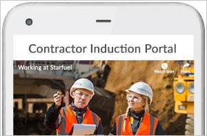 Onboarding Contractors