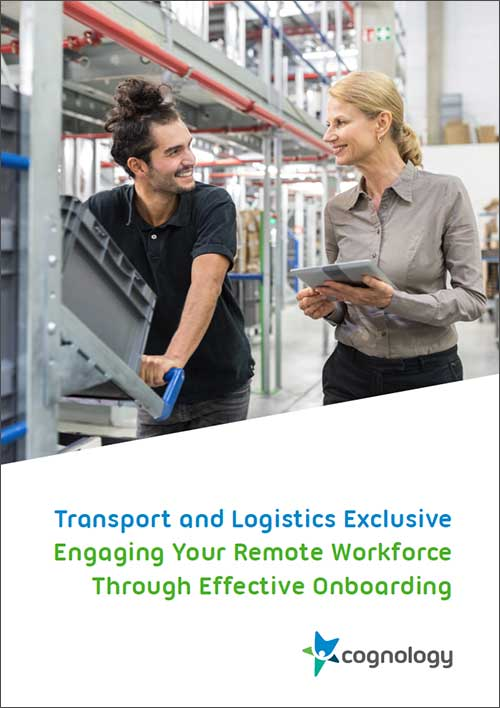 Transport and Logistics Cover image